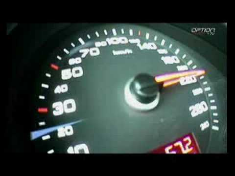 250 km/h en Audi Q7 V12 TDI (Option Auto)