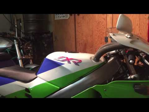 garageLaverty: ZXR250 Ep. 6: It's a Long Way To The Top