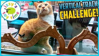 JACK'S VERTICAL THOMAS TRACK CHALLENGE! Fun Toy Trains for Kids with Thomas and Friends and BRIO