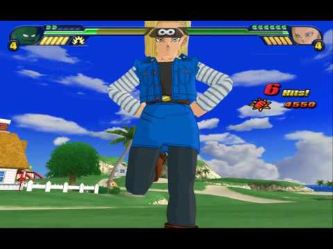 Unknown Match Request: Tambourine Vs Android 18