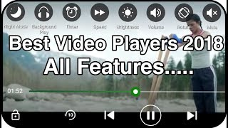 Best Video Player for Android 2018  Video player f