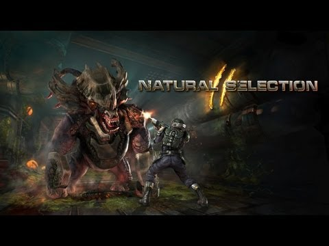 Beef Plays -  Natural Selection 2 -  With Friends