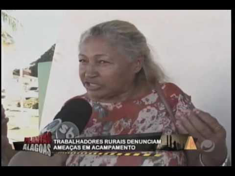 Sem terras de acampamento denunciam liderança estadual