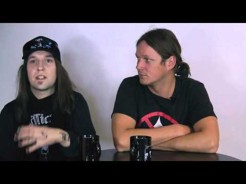 CHILDREN OF BODOM - Halo Of Blood (TRACK BY TRACK PT 1)