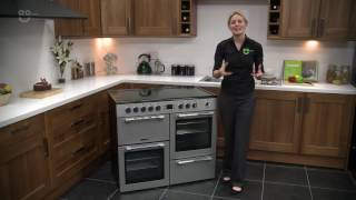 Leisure Cookmaster 100 Electric Range Cooker CK100C210S_SI Product Review   ao.com