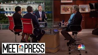 Full Panel: 'Trump Versus Congress' Battle Takes Over Washington | Meet The Press | NBC News