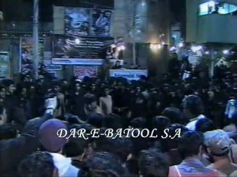 Dar E Batool S.a  Akbar Thume Maloom Ha 2012.wmv video