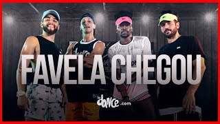 Favela Chegou - Ludmilla ft. Anitta   FitDance SWAG (Official Choreography)