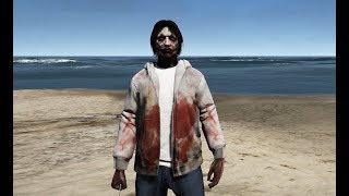 GTA 5 - Tuổi thơ ấu kinh hoàng của sát nhân Jeff the killer | GHTG