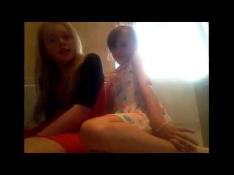 Video number 1 !!!!! Erin and Abby. Questions and things to do xxx
