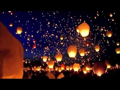 GLOBOS DE CANTOYA ¡¡¡¡Linternas de Cielo!!!!.wmv