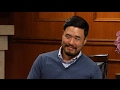 Randall Park Can Play Music On His Teeth | Larry King Now | Ora.TV