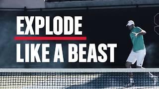 John Isner: Prince Textreme Beast 100