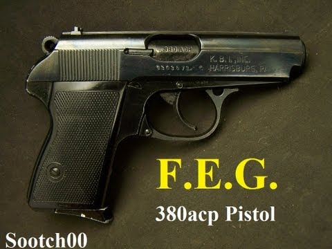 FEG SMC 380acp Pistol