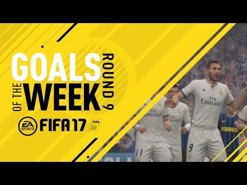 FIFA 17 - Goals of the Week - Round 9