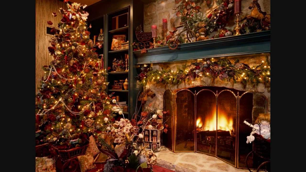 Christmas Carols Instrumentals Fireplace Sound