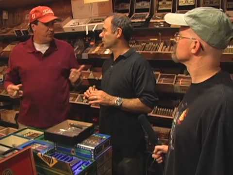 Cigar Shop the Ultimate Man Cave - WTF Golf Episode 10