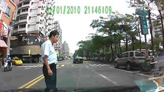 Fail Insurance Claim Caught on Car Dashboard Camera
