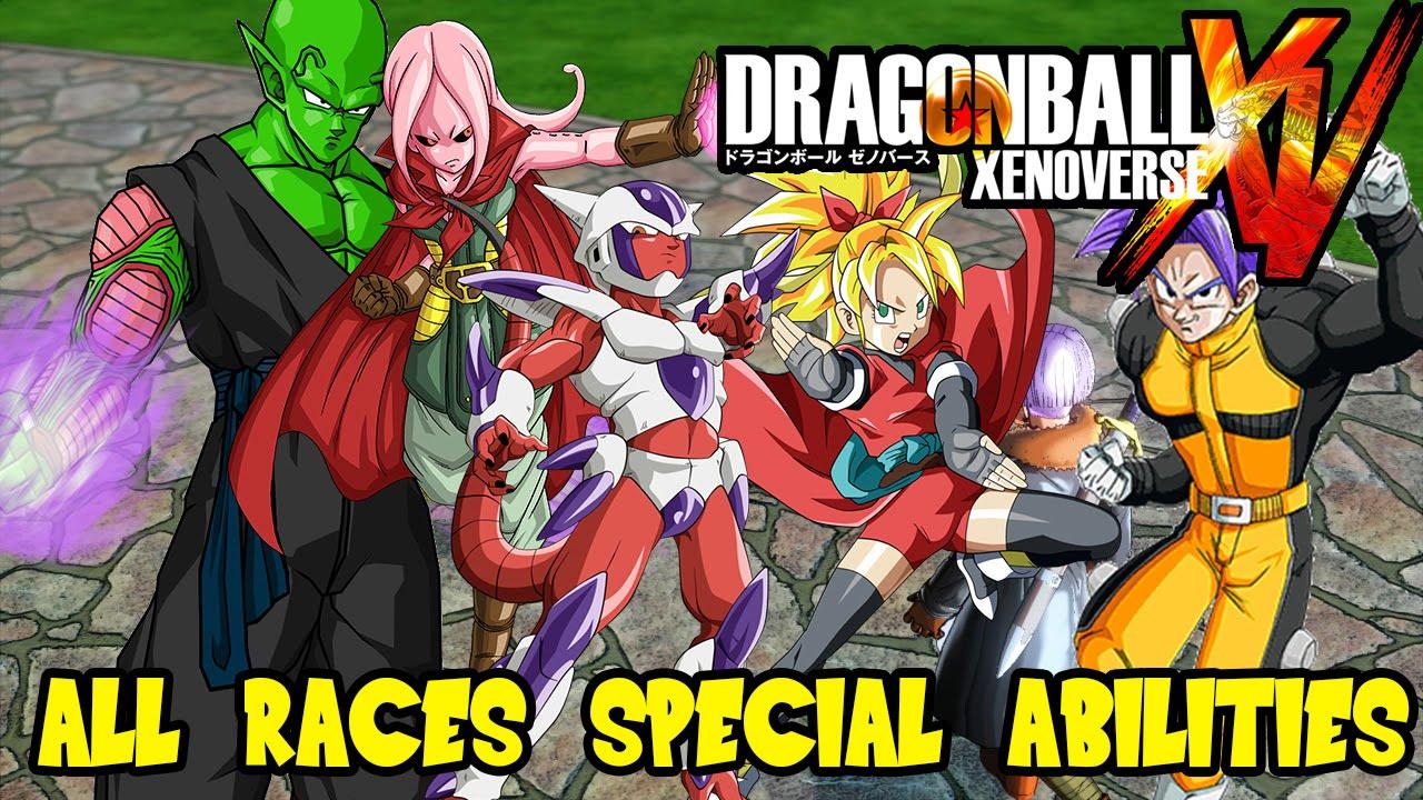 Dragon Ball Xenoverse Majin Girl Dragon Ball Xenoverse All