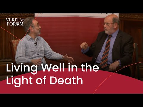 Living Well in the Light of Death - NT Wright and Shelly Kagan at Yale