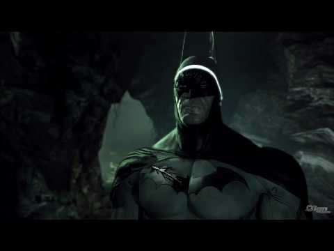 Batman: Arkham Asylum - The Arkham Batcave