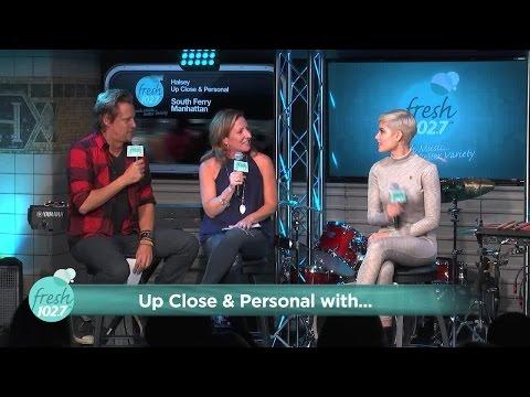 Halsey - Up Close & Personal