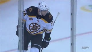 WATCH: Full Shootout From Flames vs. Bruins in China