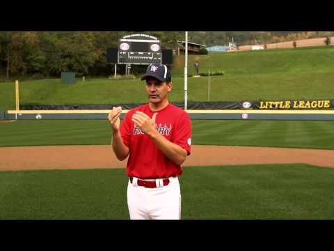 Little League Majors: Pitching with the Fastball