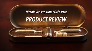 Nimbin Pack Gold 2.0 Marijuana Pipe Review with Bogart