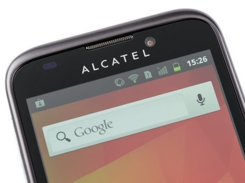 Alcatel OT-995 Ultra Review