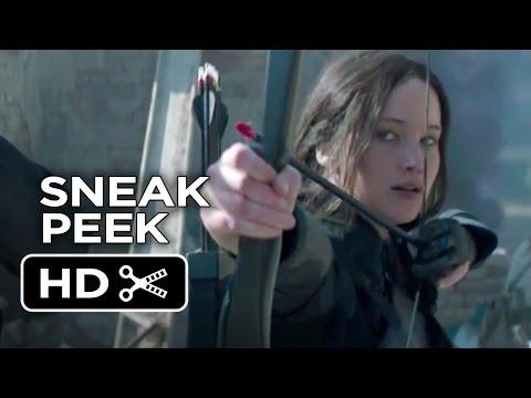 The Hunger Games: Mockingjay - Part 1 Sneak Peek #2 (2014) - THG Movie HD