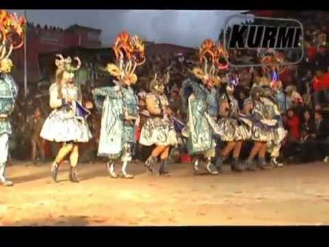 Video Diablada Ferroviaria en el Carnaval de Oruro 2013