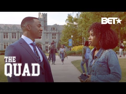 See Noni Go All Olivia Pope On Band Director | The Quad