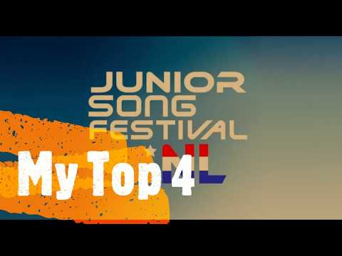 Junior Songfestival 2019 - My Top 4 with comments (The Netherlands Junior Eurovision 2019)