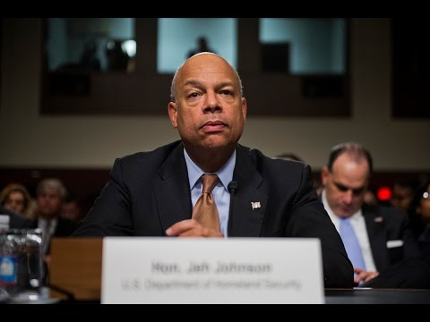 Jeh Johnson: Obama's Immigration Plan Is 'Simple Common Sense'