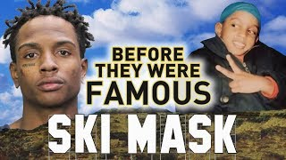SKI MASK THE SLUMP GOD | Before They Were Famous | ORIGINAL
