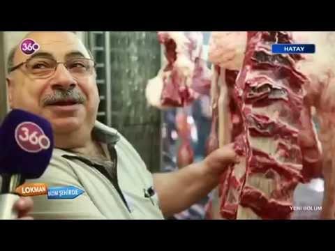 Lokman Bizim Şehirde - Hatay TV360 - Pöç Kasabı