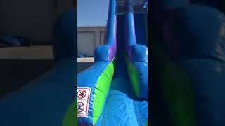 19ft Fury (Wet or Dry) - Ocala Bounce House Rentals