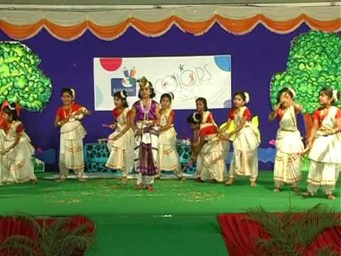 Rainbow School Nellore - Jaya Janardhana video