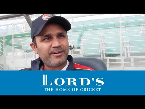 Virender Sehwag Exclusive - MCC vs Rest Of The World Preview | Spirit Of Cricket