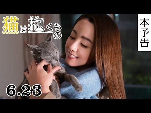 《貓是用來抱的》原文預告