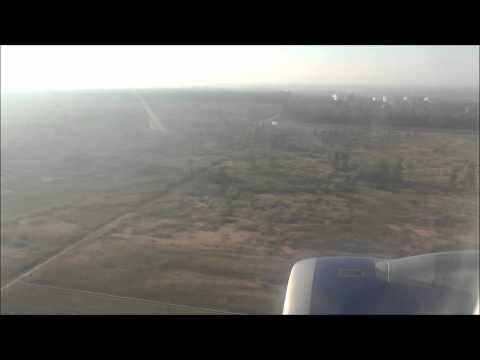 Landing at Bengaluru on IndiGo A320 VT-IED