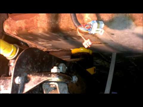How to change fuel pump cutlass malibu alero sunfire grand am cavalier