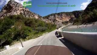 Roadbook moto Drôme : les Baronnies
