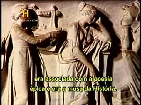 Deuses Gregos Mitologia Documentário Completo