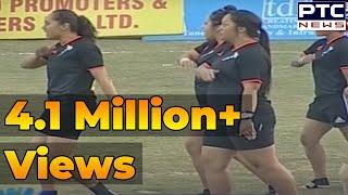 India vs New Zealand   Women's Final   5th World Cup Kabaddi Punjab 2014