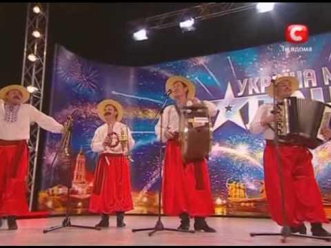 Україна має талант 2 / Ukraine's Got Talent 2