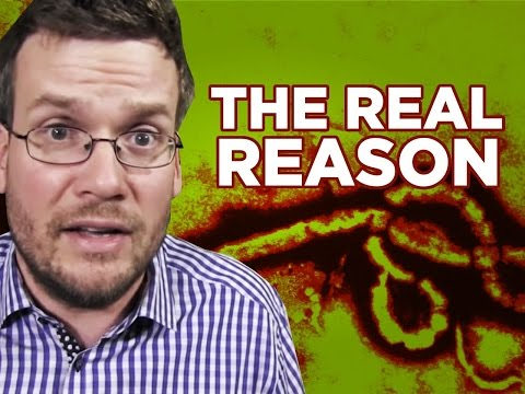 Ebola: What IS Terrifying