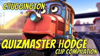 Chuggington - Quizmaster Hodge _Clip Compilation   Chuggington TV