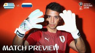 Fernando Muslera (Uruguay) - Match 33 Preview - 2018 FIFA World Cup™